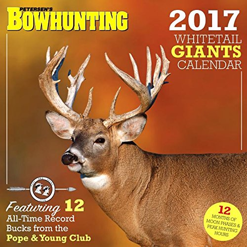 9781942889205: 2017 Petersen's Bowhunting Calendar