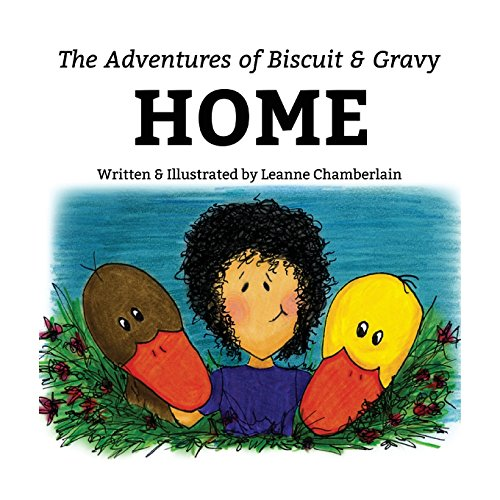 9781942901396: The Adventures of Biscuit and Gravy: Home