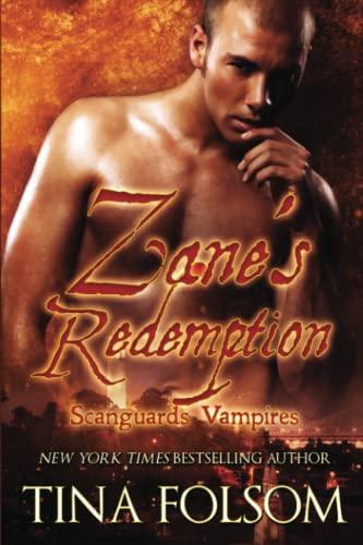 9781942906360: Zane's Redemption (Scanguards Vampires #5)