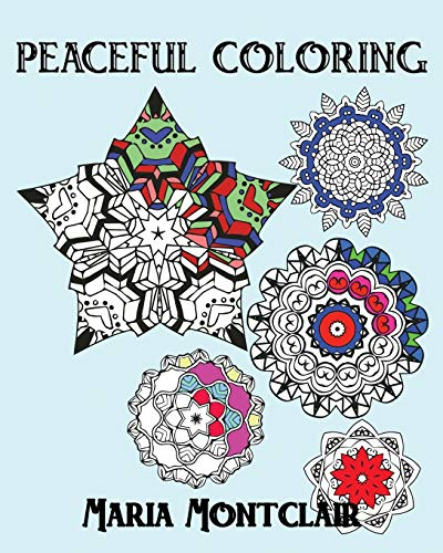 9781942906834: Peaceful Coloring