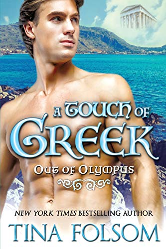9781942906841: A Touch of Greek (Out of Olympus #1)
