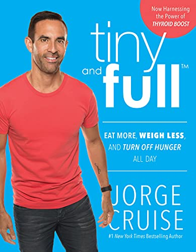 Tiny and Full: Discover Why Only Eating: Cruise, Jorge