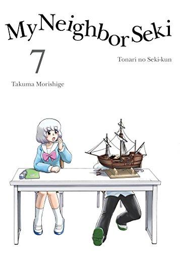 My Neighbor Seki Volume 7: Takuma Morishige