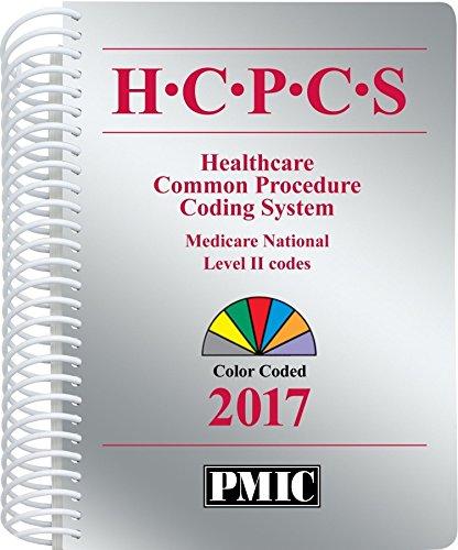 9781943009428: HCPCS 2017 Coder's Choice Spiral