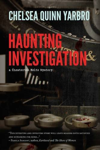 9781943052004: Haunting Investigation (The Chesterton Holte Mysteries)