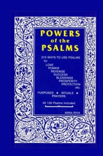 Power of the Psalms: Anna Riva