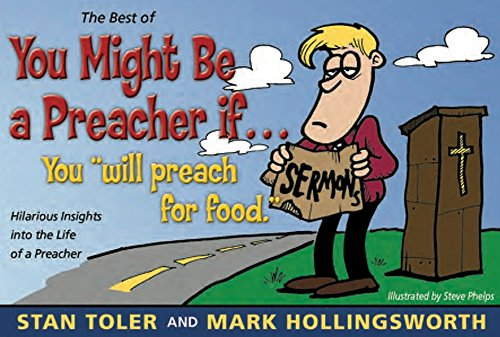 9781943140268: Best Of You Might Be A Preacher If...