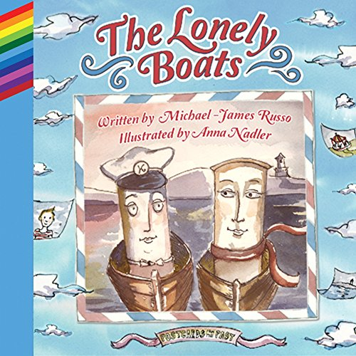 The Lonely Boats (Hardback): Michael-james Russo
