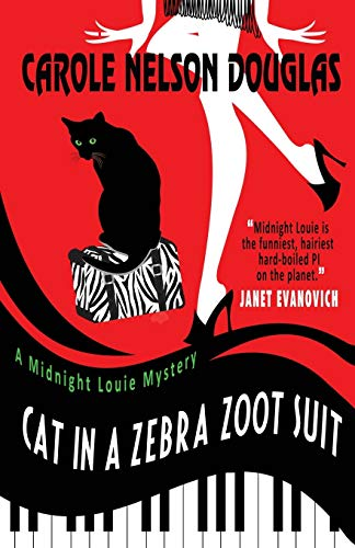 9781943175017: Cat in a Zebra Zoot Suit: A Midnight Louie Mystery (The Midnight Louie Mysteries)