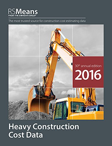 9781943215096: RSMeans Heavy Construction Cost Data 2016