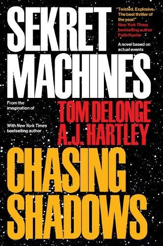 9781943272150: Sekret Machines Book 1: Chasing Shadows