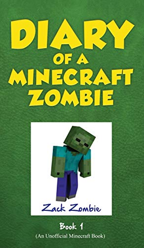 9781943330089: Diary of a Minecraft Zombie Book 1: A Scare of a Dare