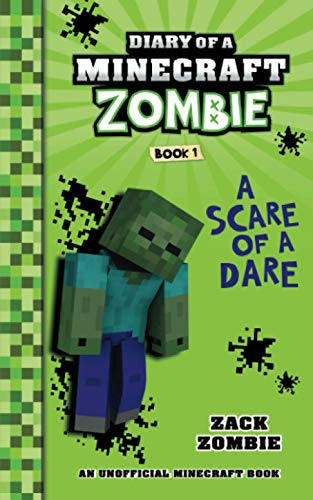 9781943330126: Diary of a Minecraft Zombie Book 1: A Scare of a Dare (An Unofficial Minecraft Book)