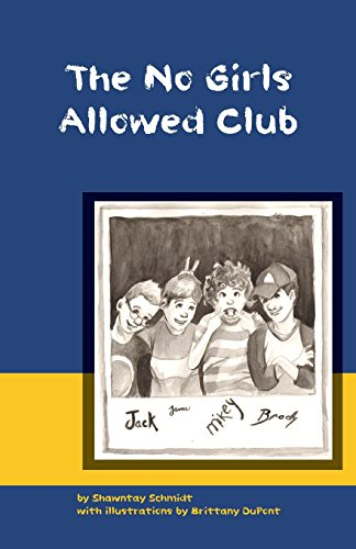 9781943331079: The No Girls Allowed Club