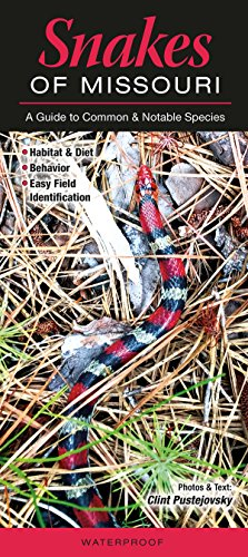 9781943334087: Snakes of Missouri: A guide to Common and Notable Species (Guide to Common & Notable Species)