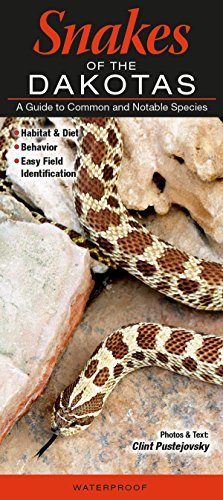 9781943334148: Snakes of the Dakotas: A Guide to Common and Notable Species