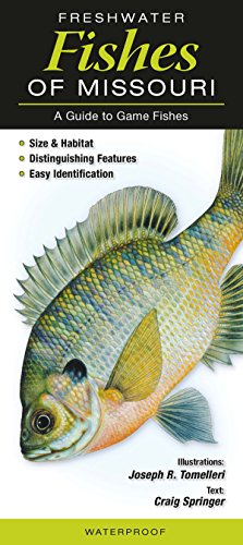 9781943334179: Freshwater Fishes of Missouri: A Guide to Game Fishes