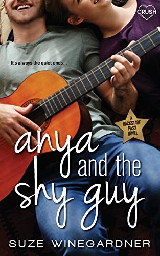 9781943336623: Anya and the Shy Guy (Backstage Pass) (Volume 4)