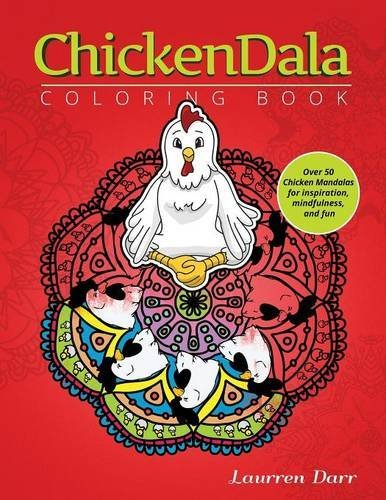 9781943356256: ChickenDala Coloring Book