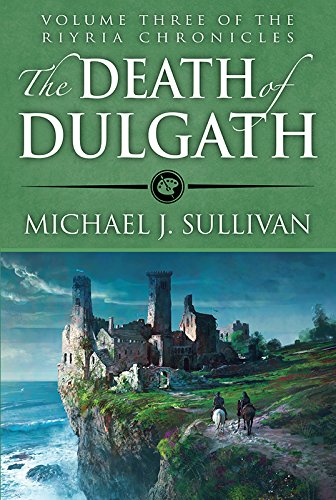9781943363018: The Death of Dulgath (Riyria Chronicles)