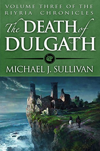9781943363025: The Death of Dulgath (The Riyria Chronicles Book 3)