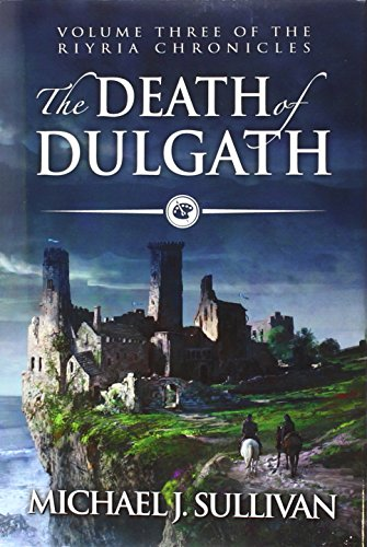 9781943363070: The Death of Dulgath (Riyria Chronicles)
