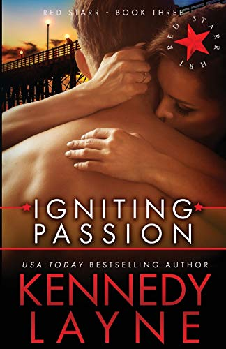 9781943420018: Igniting Passion: Red Starr, Book Three