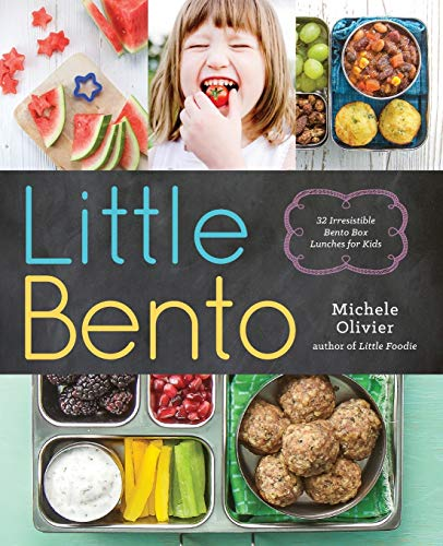 9781943451289: Little Bento: 32 Irresistible Bento Box Lunches for Kids