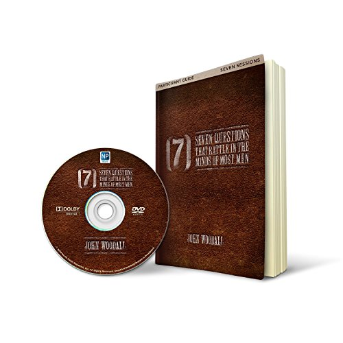 9781943535187: Seven Questions that Rattle in the Minds of Most Men Participant's Guide & DVD
