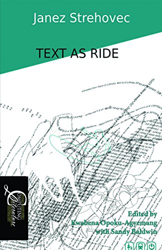 9781943665365: Text as Ride: Electronic Literature and New Media Art (Computing Literature)