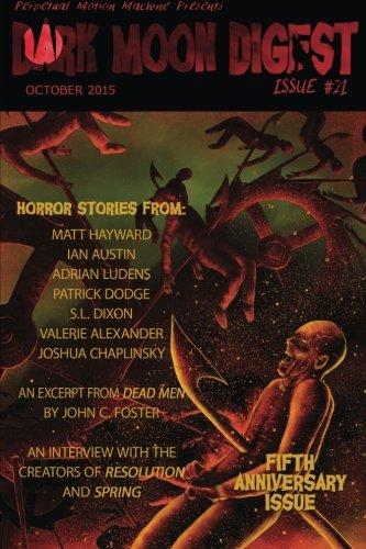 9781943720019: Dark Moon Digest Issue #21