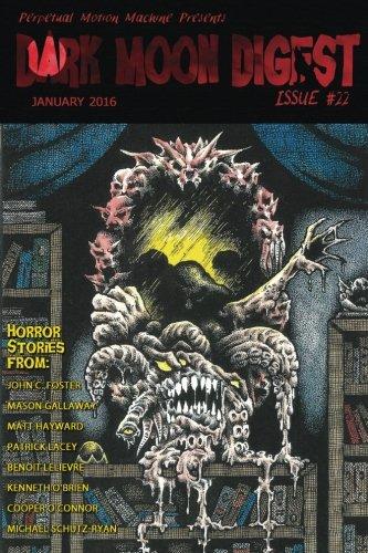 9781943720040: Dark Moon Digest Issue #22