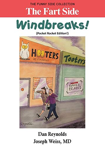 The Fart Side - Windbreaks! Pocket Rocket Edition: The Funny Side Collection: Joseph Weiss