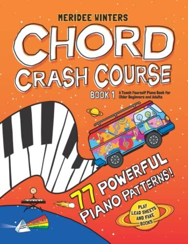 Meridee Winters Chord Crash Course: Piano Lesson: Meridee Winters