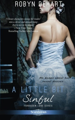 9781943892402: A Little Bit Sinful (Forbidden love)