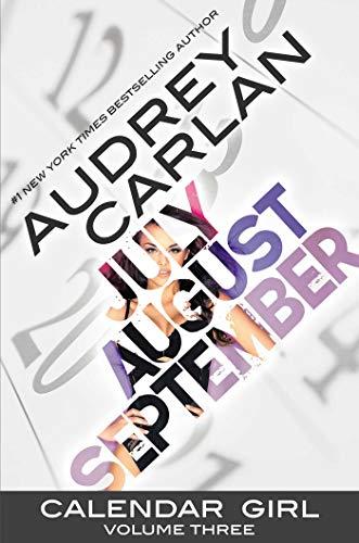 Calendar Girl: Volume Three: Audrey Carlan