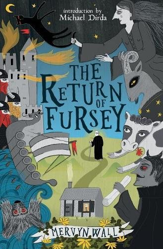 The Return of Fursey (Valancourt 20th Century: Mervyn Wall, Michael