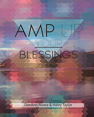 9781943997008: Amp Up Your Blessings Journal