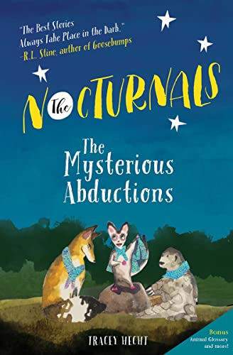 9781944020026: The Nocturnals: The Mysterious Abductions