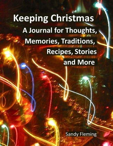 9781944088996: Keeping Christmas: A Holiday Keepsake Journal