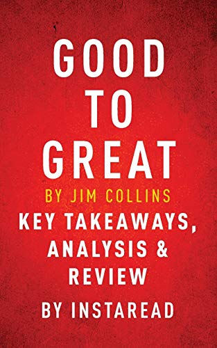 9781944195809: Good to Great by Jim Collins | Key Takeaways, Analysis & Review