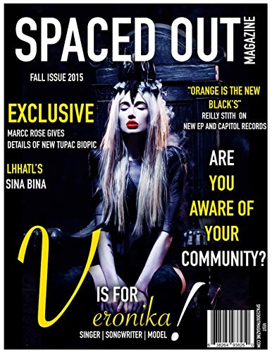 9781944241971: Spaced Out Magazine: Fall Issue