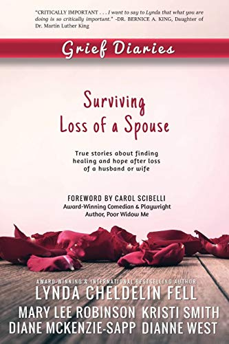 9781944328016: Grief Diaries: Loss of a Spouse