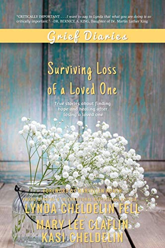 9781944328139: Grief Diaries: Loss of a Loved One