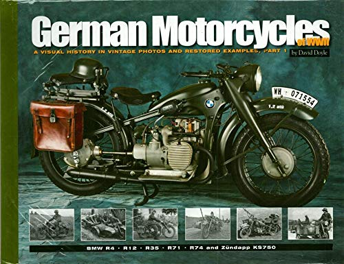 9781944367022: Doyle, D: German Motorcycles of WWII (Visual History Series)