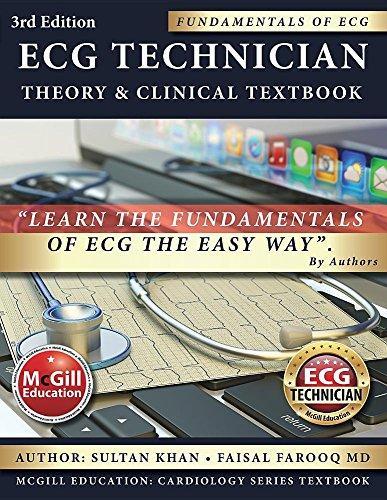 9781944471002: ECG Technician: Theory & Clinical Textbook