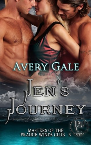 Jen's Journey (Masters of the Prairie Winds: Avery Gale