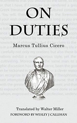 On Duties (Roman Road Classics): Marcus Tullius Cicero