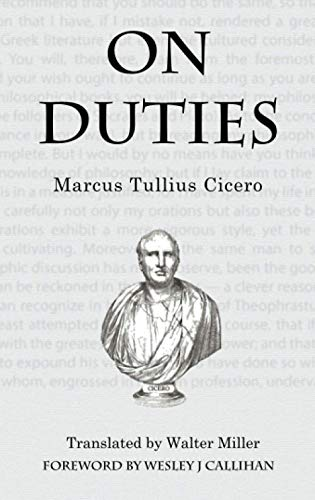9781944482114: On Duties (Roman Road Classics)