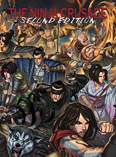 The Ninja Crusade 2nd Edition (Hardcover, 3EG105): Eloy Lasanta